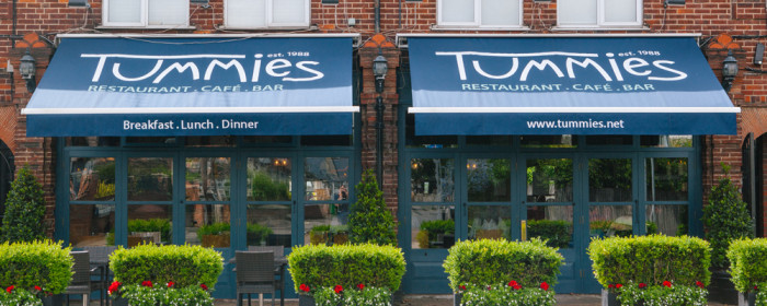 Tummies Restaurant Slough